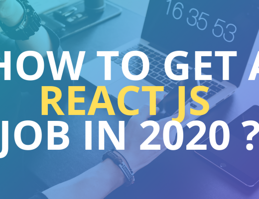 learn react in 2020