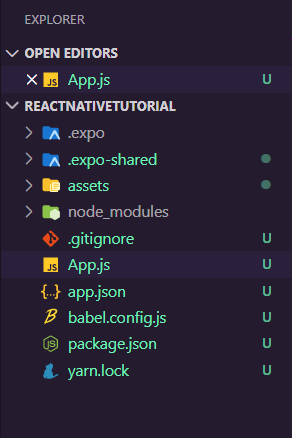 react-native-folder