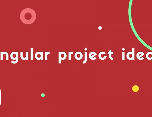 angularprojectideas