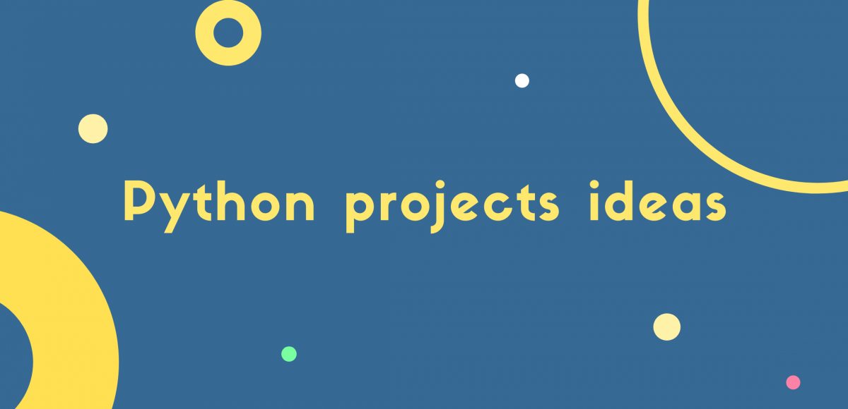 pythonProjectIdeas