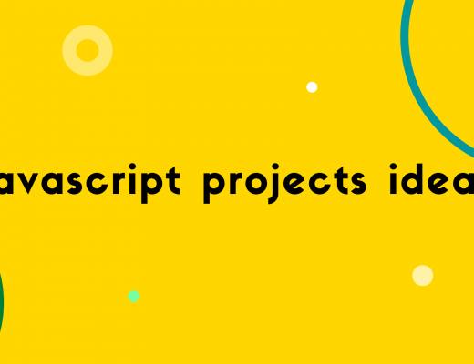 Javascript projects ideas